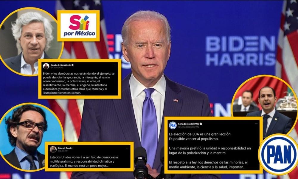 prianistas celebran que Biden sea el 46° presidente electo de EU – El gato político News