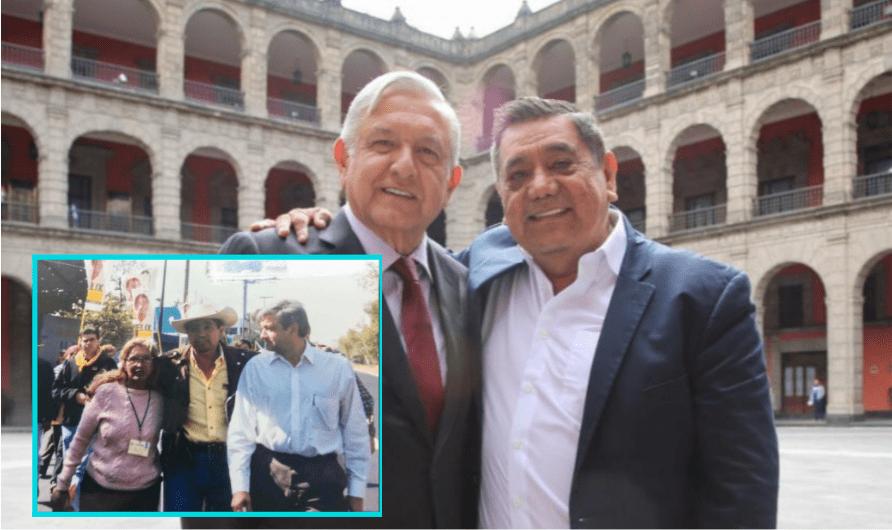 Félix Salgado señala que es Morenista y Obradorista – El gato político News