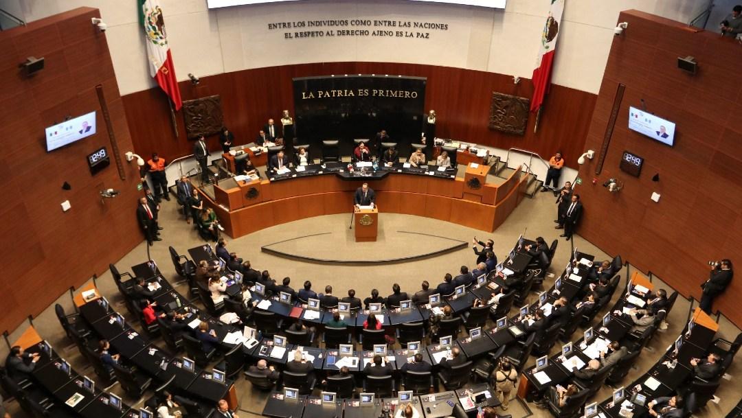 Senadores aprueban en lo general reforma para la eliminación del fuero presidencial; legisladores también perderán su inmunidad