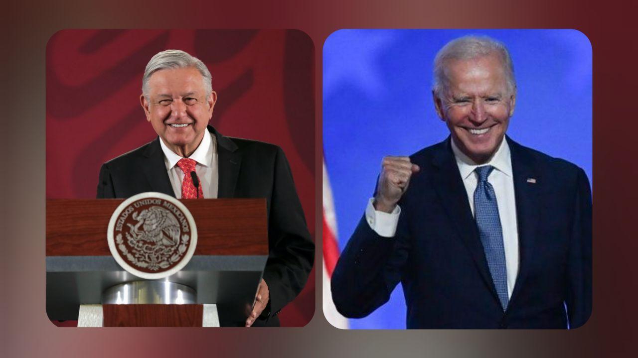 Biden aseguró que en caso de ganar, México será el primer país que visitará para hablar de economía y migración