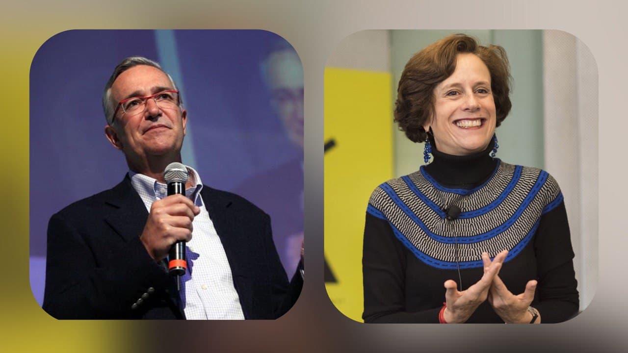 Por una licuadora ficticia, Salinas Pliego y Denise Dresser se enfrentan en Twitter