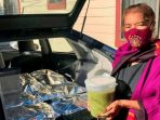 Mujer agradece con 800 tamales al personal médico que la salvó de la covid-19 (nota de Héctor Román en OEM-Informex) julioastillero.com