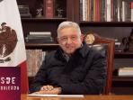 El Presidente López Obrador en el tercer lugar de los presidentes en el mundo con mayor aprobación.