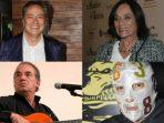 Armando Manzanero, Óscar Chávez, El Matemático II, Yoshio… los mexicanos destacados que se llevó la pandemia (nota de Nurit Martínez en OEM-Informex)