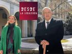 El Presidente Andrés Manuel y su esposa Beatriz les desean fe y esperanza en el porvenir en 2021.