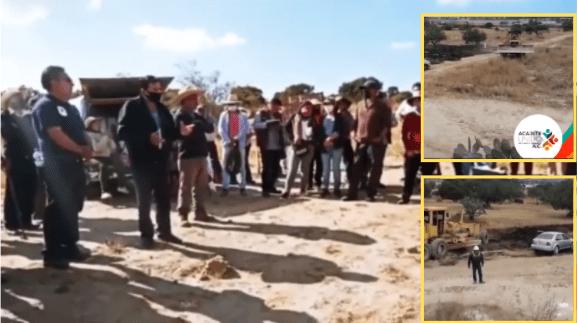 Acajete Unido Impulsando el Desarrollo apertura camino en Nenetzintla – El gato político News