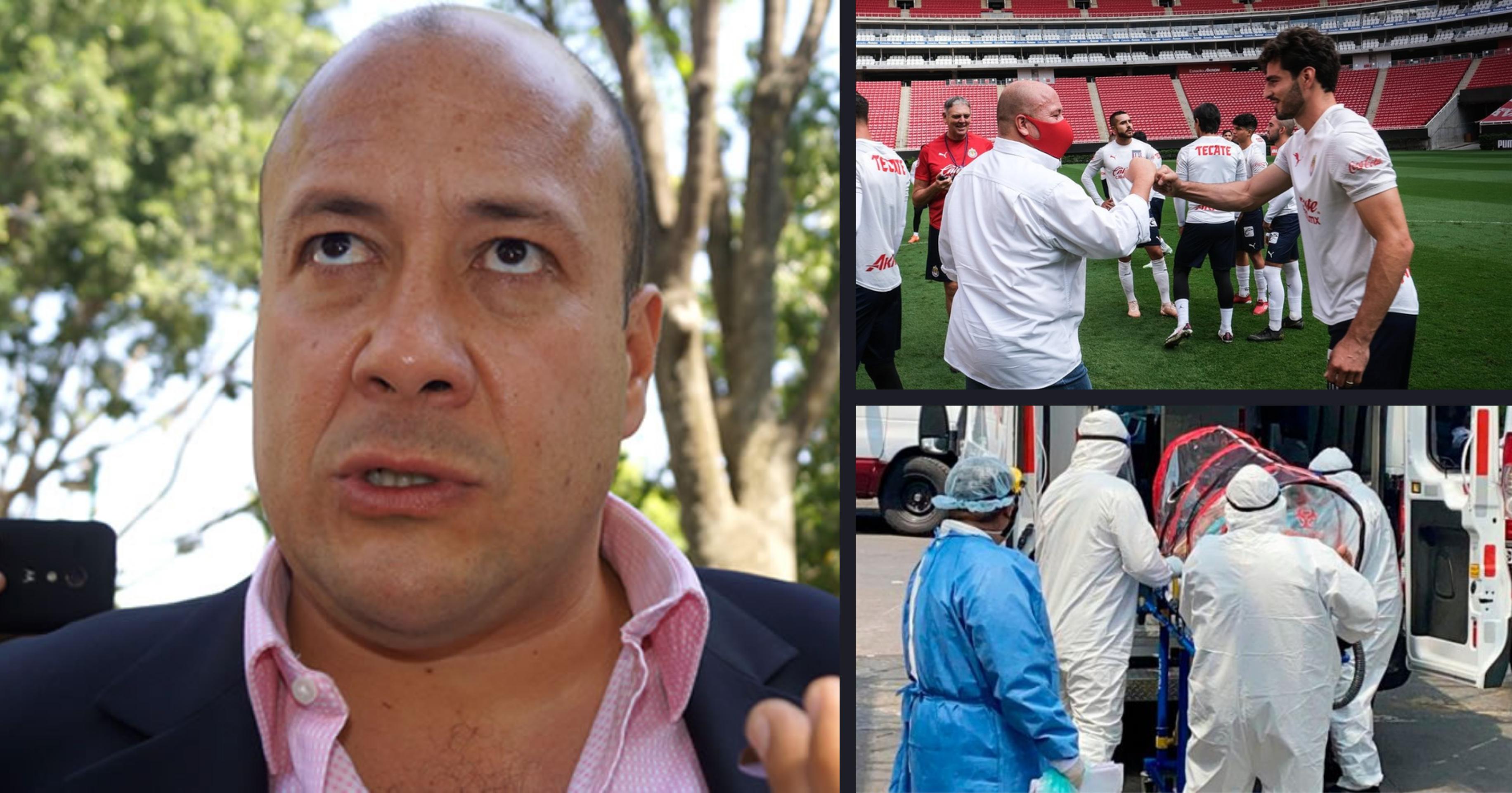 Jalisco alcanza récord de pacientes hospitalizados por Covid-19; hace 15 días se permitió el ingreso de 5 mil aficionados al Estadio Akron, Blog, Code Keepers
