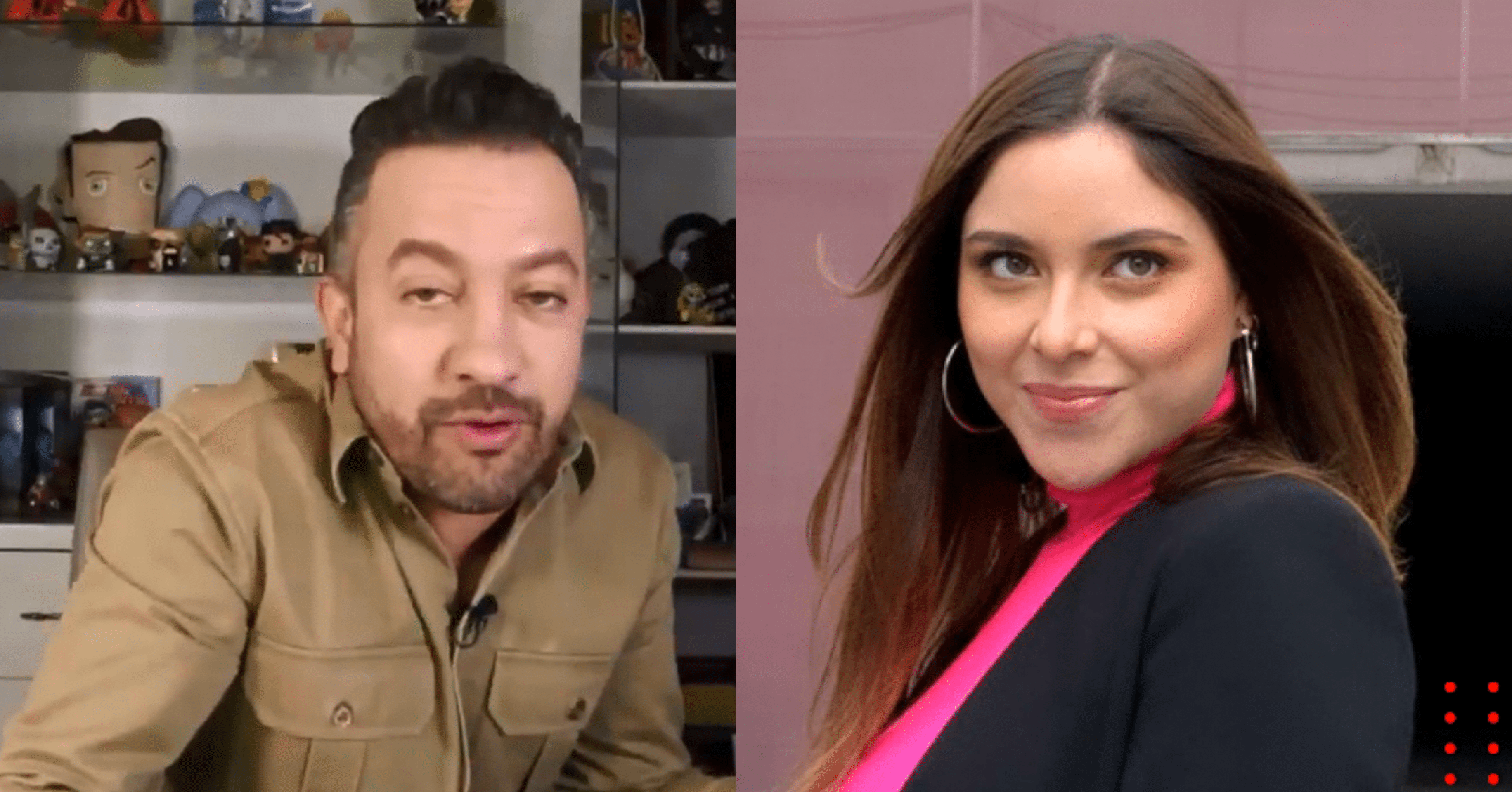 Chumel Torres acosa a Estefanía Veloz (Video), Blog, Code Keepers