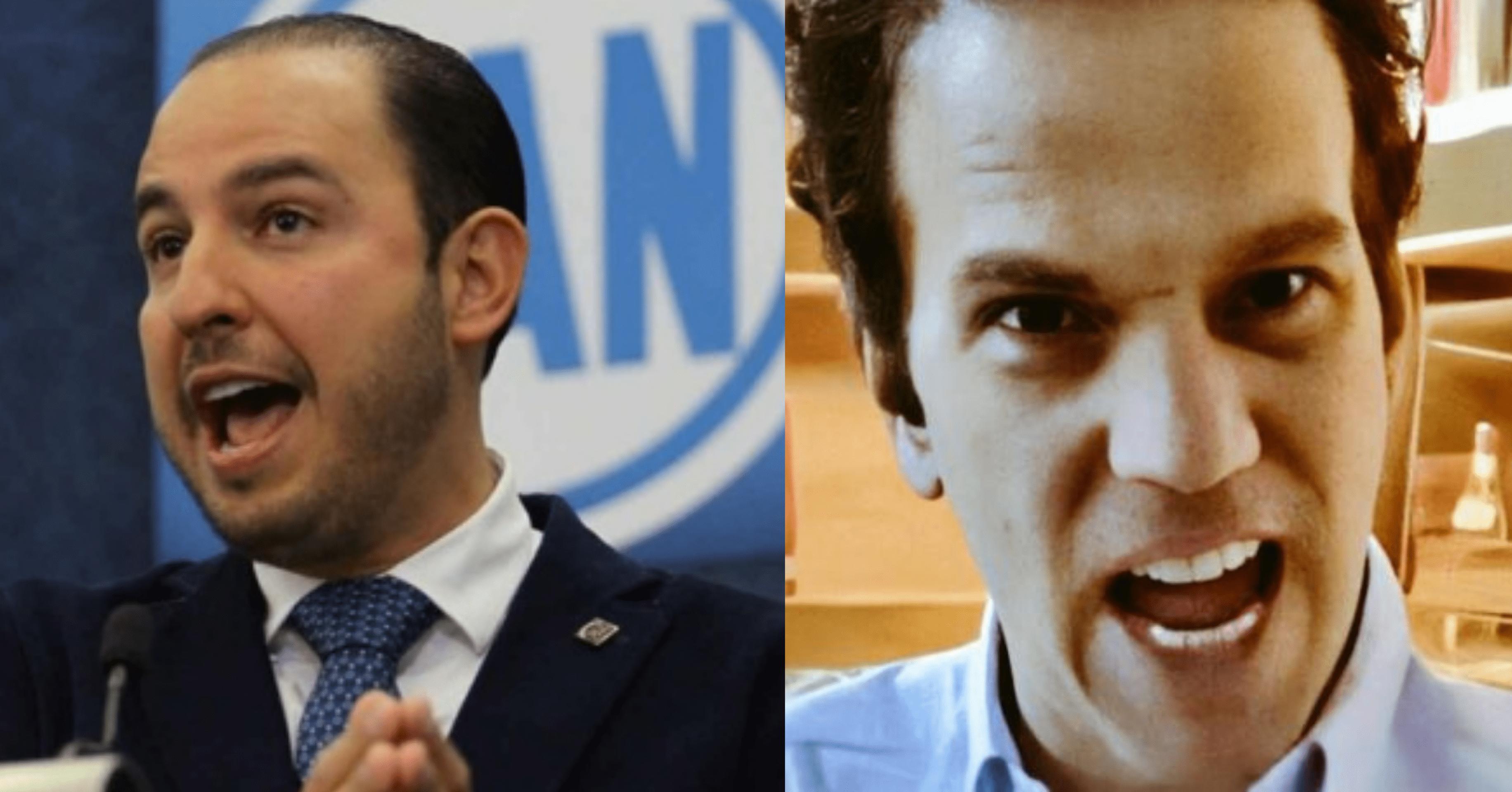 Marko Cortés contempla darle una candidatura a Carlos Loret: LPO, Blog, Code Keepers