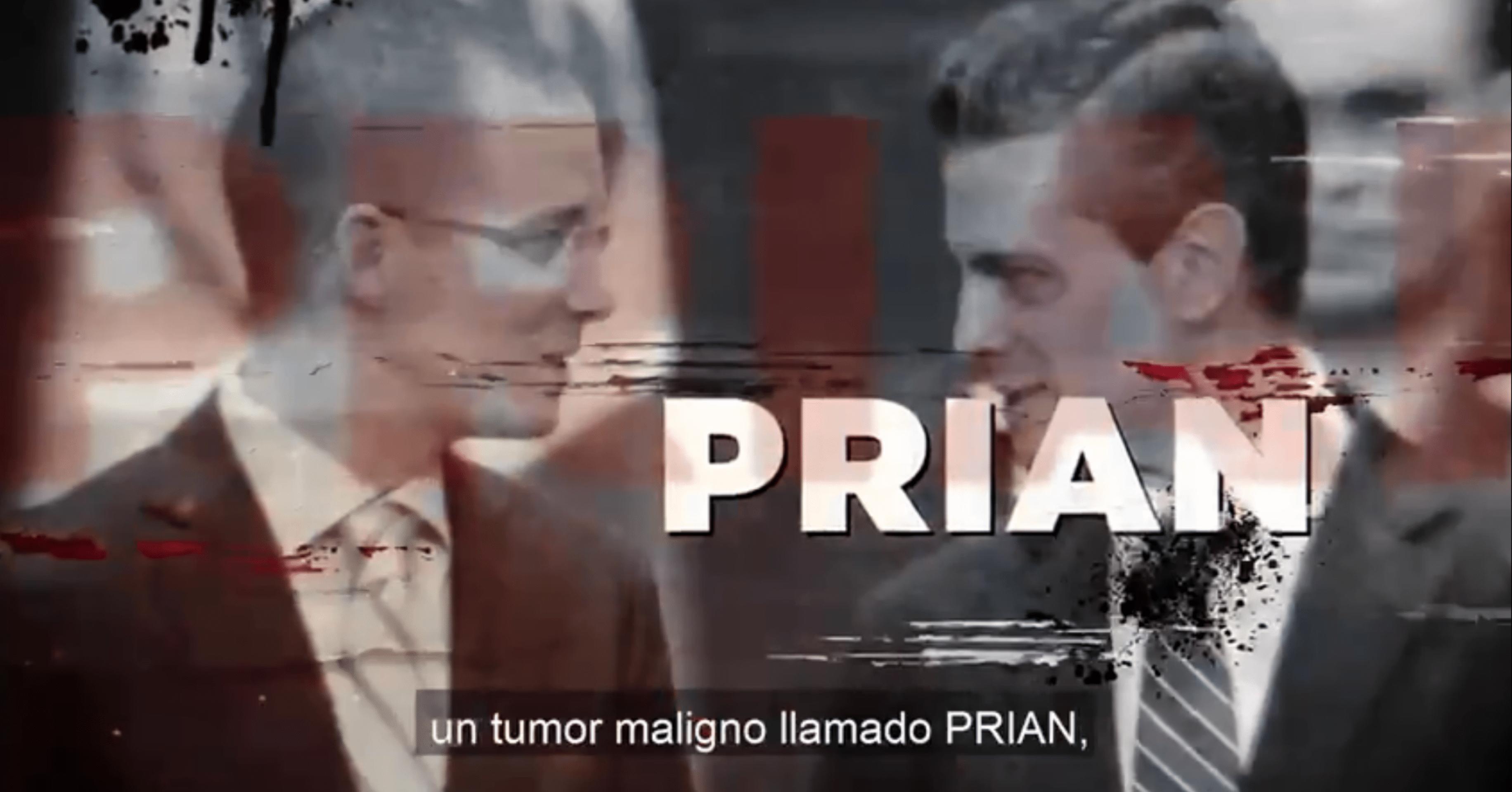 Morena lanza explosivo video contra la alianza del PAN y el PRI, Blog, Code Keepers