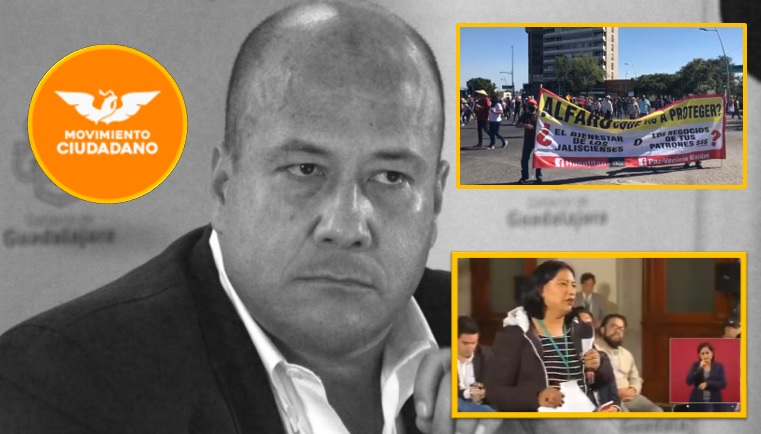 «El que levanta la voz en contra de Alfaro en Jalisco, se pone una sentencia», acusa periodista (VIDEO) – El gato político News