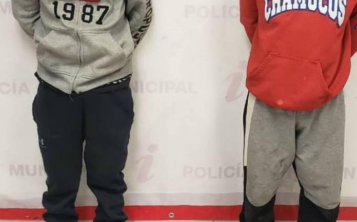 """Arrestan a dos adolescentes integrantes de """"La Línea""""; uno es investigado por homicidio julioastillero.com"""