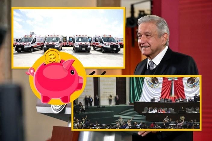 Funcionarios de la 4T donan más de 100 mdp de aguinaldos para comprar 80 ambulancias – El gato político News