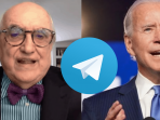 Alfredo Jalife pronostica que Joe Biden prohibirá Telegram, Blog, Code Keepers